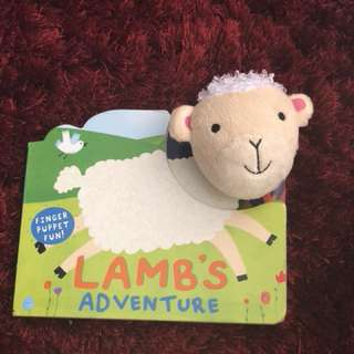 Buku anak Import (Lambs adventure)