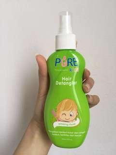 Pure Baby Hair Detangler 200 ml