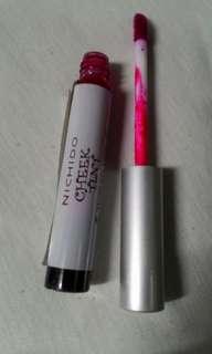 Nichido lip and cheek tint