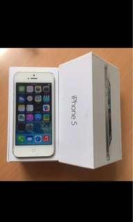 iPhone 5 - 64gb (original)