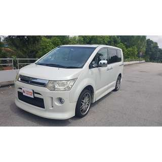 Mitsubishi Delica for Lease . Cheapest in the market . $434 / week . $500 deposit