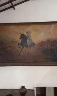Lukisan Diponegoro