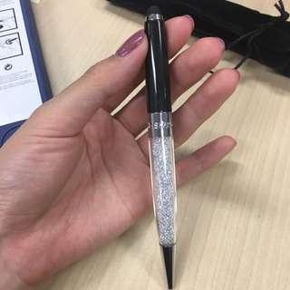 Swarovski水晶筆 帶觸屏頭 自用送禮皆宜