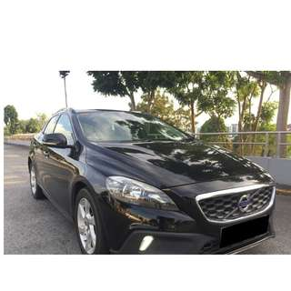 Volvo V40 FOR SALE ! $3000 DRIVE AWAY ! MONTHLY INSTALMENT $1500 ONLY ! CHEAPEST DOWN PAYMENT ! 2013 YEAR OF REGISTRATION !