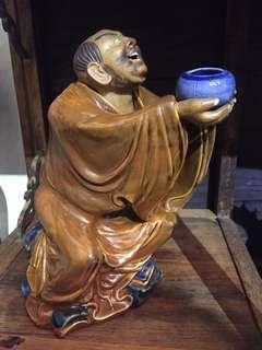 Antique Shiwan Sculpture