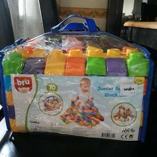 Toys R Us Junior Building Blocks Set