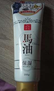Bayu马油 skin cream 200g