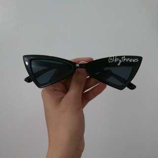 Edge sunnies / sun glasses / shades