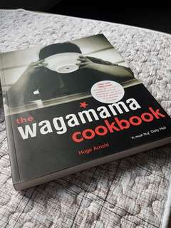 Wagamama Cookbook (UK) with DVD