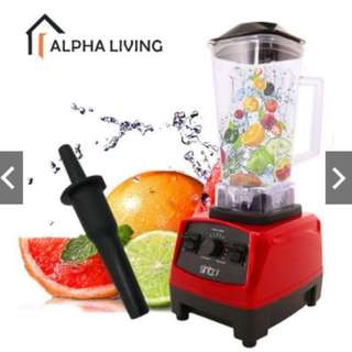 Powerful Nutrition Ice Commercial Blender 1500Watt (KEA0040RD)