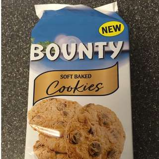 BOUNTY SOFT BAKED COOKIES
