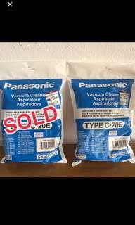 Panasonic Paper Dust Bag C-20E (5pcs)
