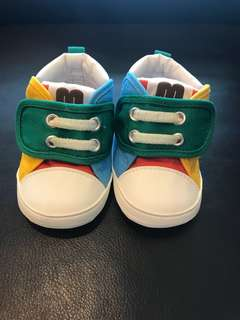 Miki house baby shoes