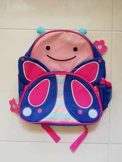 Skip hop butterfly bag