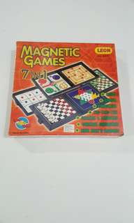 Magnetic Games 7 in 1