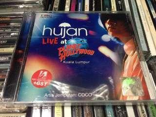 CD HUJAN LIVE AT PLANET HOLLYWOOD