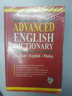 Dictionary english malay