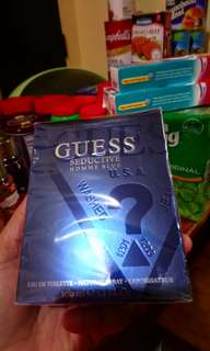 Guess seductive homme blue perfume for Men