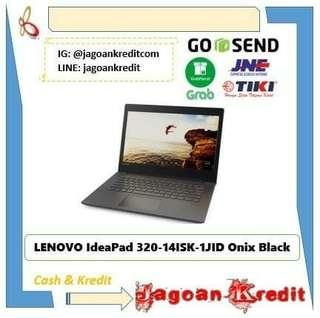 Lenovo IdeaPad 320-14ISK-1JID Onix Black Cash dan Kredit Tanpa Kartu Kredit
