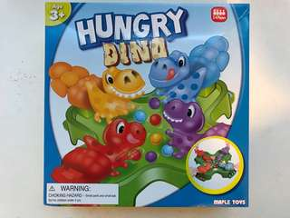 Hungry Dino Game