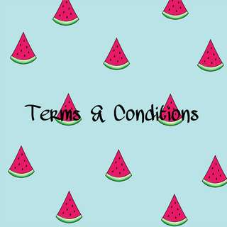 Terms & Conditions ( T&C )
