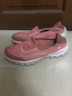 Skechers Pink Running Shoes