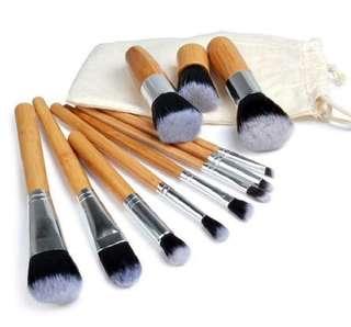 Bamboo brush set!