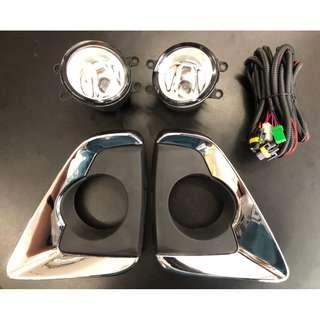 Perodua Myvi 2018 Fog Lamp Sport Light