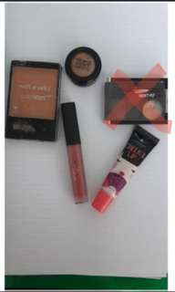 65rb 4 item makeup