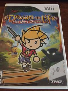 Wii Drawn to Life: the next chapter