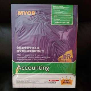 Myob Accounting V19