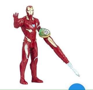 Iron Man toy action figure