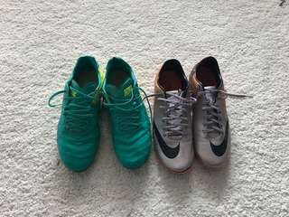 Nike Tiempo VI FG & Nike Mercurial (First grade)