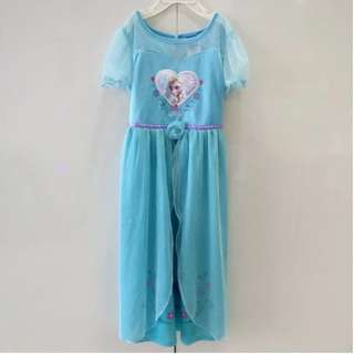 Disney Elsa Dress (size 7/ 95cm length)
