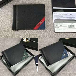Prada Men Wallet PW005