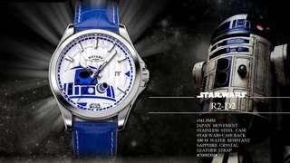 Star War x Rotary - R2-D2 Watch