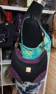 Authentic MCM Shoulder Bag