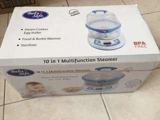 Baby & Safe Steamer