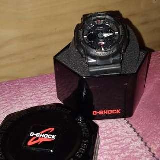 G- Shock GA120-1ADR Original