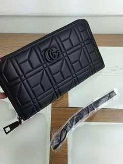 Gucci Men Long Wallet GCW033