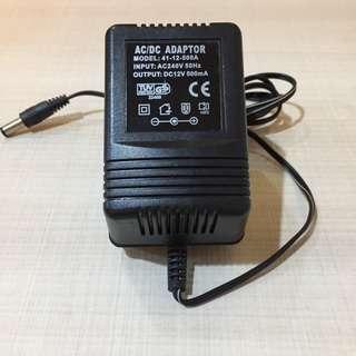 AC/DC Adaptor 41-12-500A