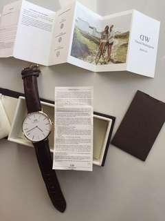 Original Daniel Wellington Classic Bristol 36mm Watch