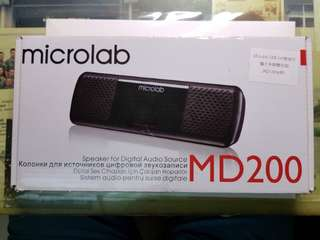 🚚 Microlab speaker