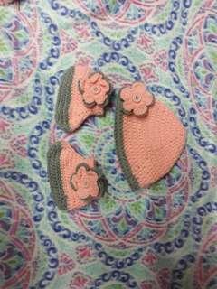 crochet baby matchy 1