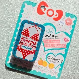泰國美白小物 Topping Balm Plus 蘋果萃取橘黃素