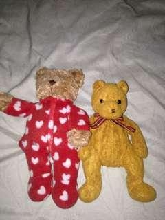Teddy bears mini stuff toys