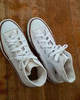 Original high-cut Converse