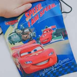 🚚 Cars漱口袋