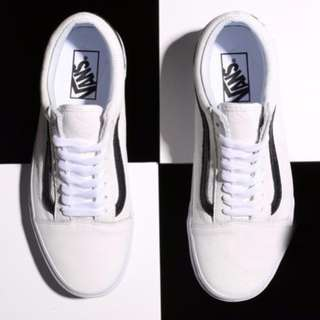 Vans Old Skool OS 'White/Black'