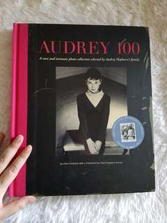 AUDREY 100 | A Rare and intimate photo Collection selected by Audrey Hepburn's family